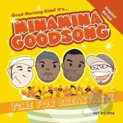 Goodsong, Minamina - Time For Breakfast CD Cover Art