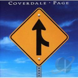Coverdale/Page - Coverdale Page CD Cover Art