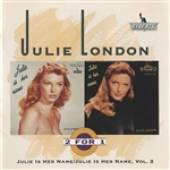 London, Julie - Julie Is Her Name, Vol. 1 & 2 DB Cover Art