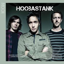 Hoobastank - Icon CD Cover Art