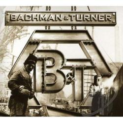 Bachman & Turner - Bachman & Turner CD Cover Art