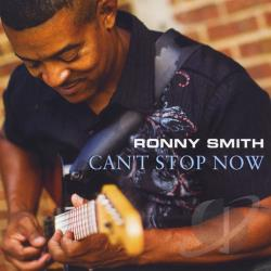 Smith, Ronny - Can't Stop Now CD Cover Art