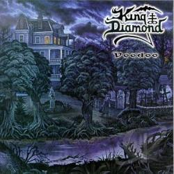 King Diamond - Voodoo CD Cover Art