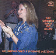 Gunness, Lee - Lee Gunness Sings the Blues CD Cover Art