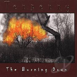 Tenpenny - Burning Down CD Cover Art