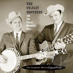Stanley Brothers - Complete Mercury Recordings CD Cover Art