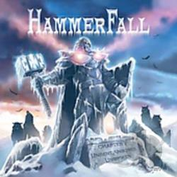Hammerfall - Chapter V: Unbent, Unbowed, Unbroken CD Cover Art