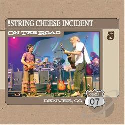 String Cheese Incident - On the Road: 03-23-07 Denver, CO CD Cover Art
