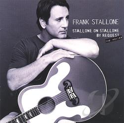 Stallone, Frank - Stallone On Stallone By Request CD Cover Art