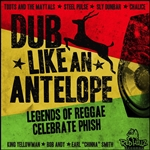 Dub Like an Antelope CD Cover Art