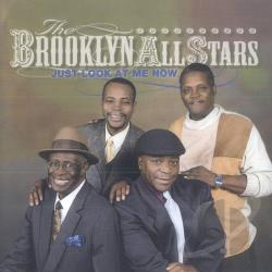 Brooklyn Allstars - Just Look at Me Now CD Cover Art