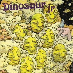 Dinosaur Jr. - I Bet on Sky CD Cover Art