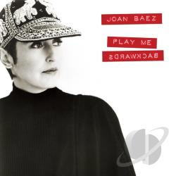 Baez, Joan - Play Me Backwards CD Cover Art