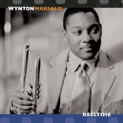 Marsalis, Wynton - Reeltime CD Cover Art
