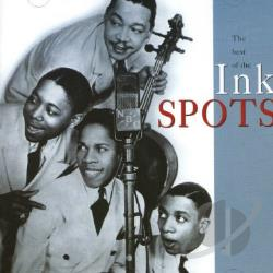 Ink Spots - Best of the Ink Spots CD Cover Art