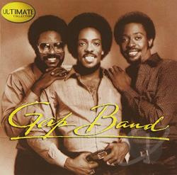 Gap Band - Ultimate Collection CD Cover Art