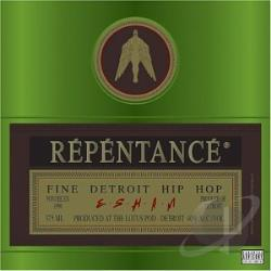 Esham - Repentance CD Cover Art