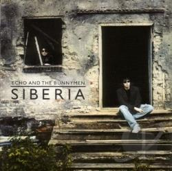 Echo & The Bunnymen - Siberia CD Cover Art