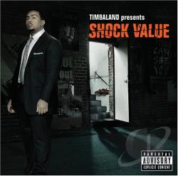Timbaland - Timbaland Presents Shock Value CD Cover Art