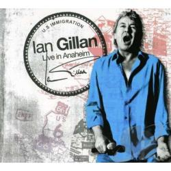 Gillan, Ian - Live in Anaheim CD Cover Art