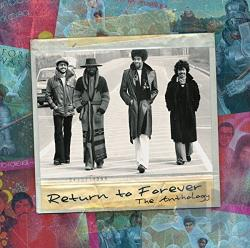 Return To Forever - Anthology CD Cover Art