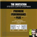 Chapman, Steven Curtis - Invitation (Performance Tracks) - EP DB Cover Art