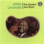 Lunceford, Jimmie - Jimmie Lunceford: The Greatest Jazz Band DB Cover Art