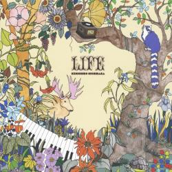 Kenichiro Nishihara - Life CD Cover Art