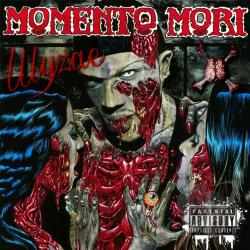 Wyzae - Momento Mori CD Cover Art