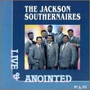 Jackson Southernaires - Live & Anointed CD Cover Art
