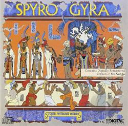 Spyro Gyra - Stories Without Words CD Cover Art