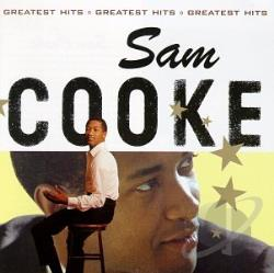 Cooke, Sam - Greatest Hits CD Cover Art