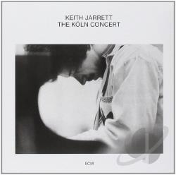 Jarrett, Keith - Koln Concert CD Cover Art