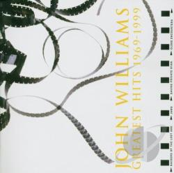 Williams, John - Greatest Hits: 1969-1999 CD Cover Art