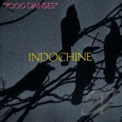 Indochine - 7000 Danses CD Cover Art