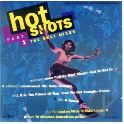 Hot Shots 1 CD Cover Art