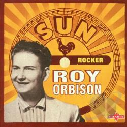 Orbison, Roy - Rocker CD Cover Art