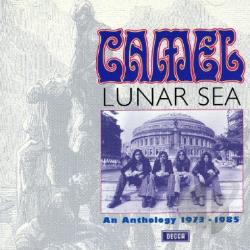 Camel - Lunar Sea: An Anthology 1973-1985 CD Cover Art