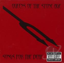 Queens Of The Stone Age - Songs for the Deaf CD Cover Art