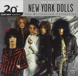New York Dolls - 20th Century Masters - The Millennium Collection: The Best of the New York Dolls CD Cover Art