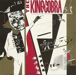 King Cobra - King Cobra CD Cover Art