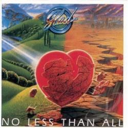 Glad - No Less Than All CD Cover Art