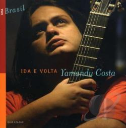 Costa, Yamandu - Ida E Volta CD Cover Art