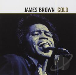 Brown, James - Gold CD Cover Art