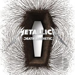 Metallica - Death Magnetic LP Cover Art