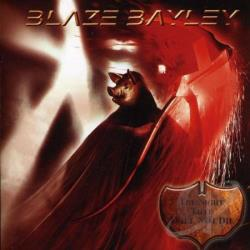 Bayley, Blaze - Night That Will Not Die CD Cover Art