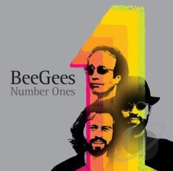 Bee Gees - Number Ones CD Cover Art