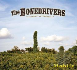 Bonedrivers - Mobile CD Cover Art