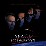 Space Cowboys Soundtrack - Space Cowboys (Music From The Motion Picture) DB Cover Art