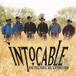 Intocable - En Peligro de Extincion CD Cover Art